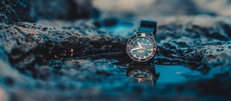 Ulysse Nardin представляет новую модель DIVER Lemon Shark