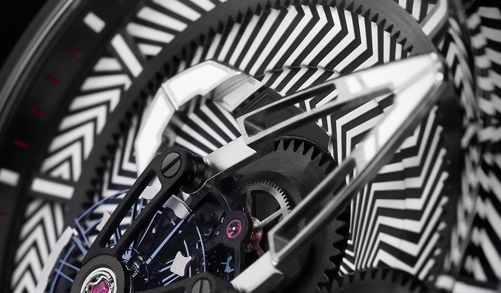 Швейцарские часы с турбийоном Ulysse Nardin