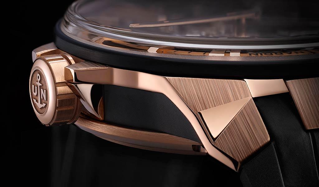 Швейцарские часы Улисс Нардан