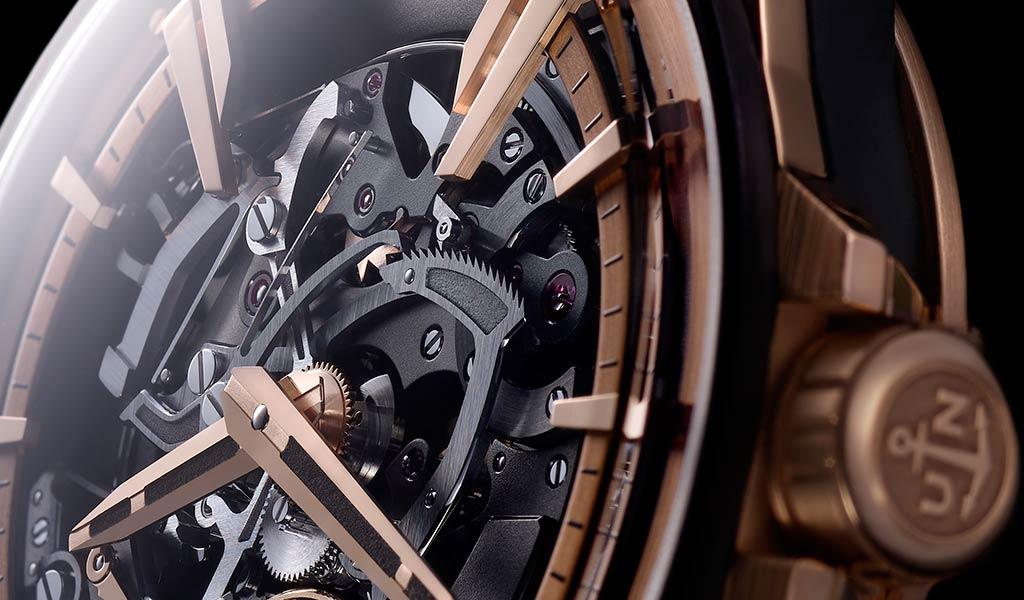 Новые швейцарские наручные часы Ulysse Nardin