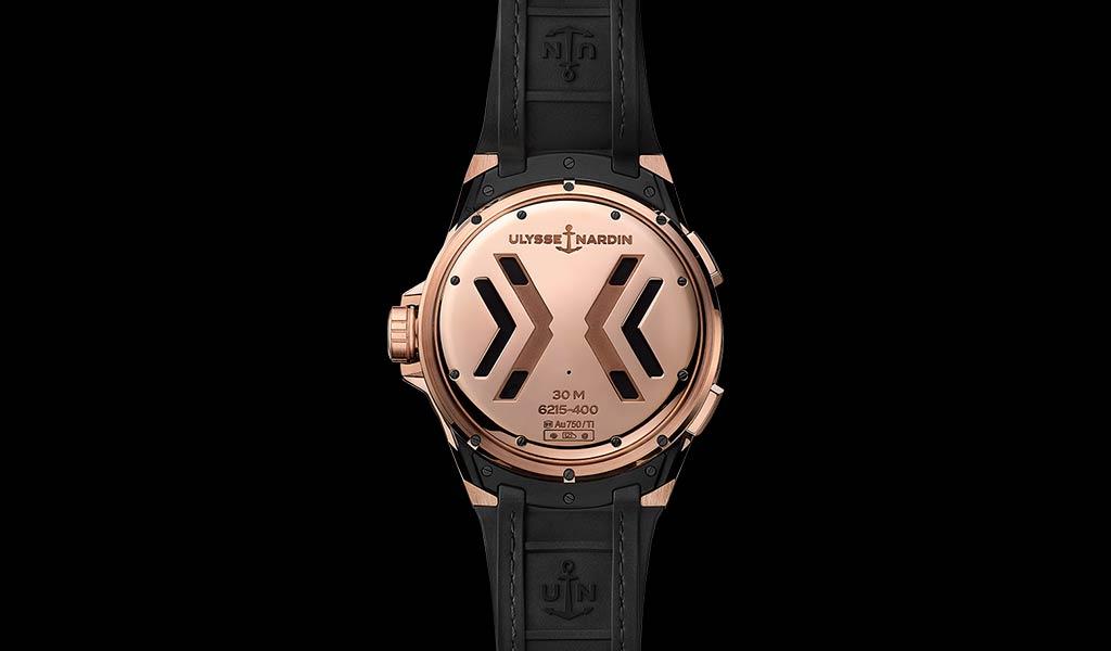 Новые швейцарские часы Улисс Нардан