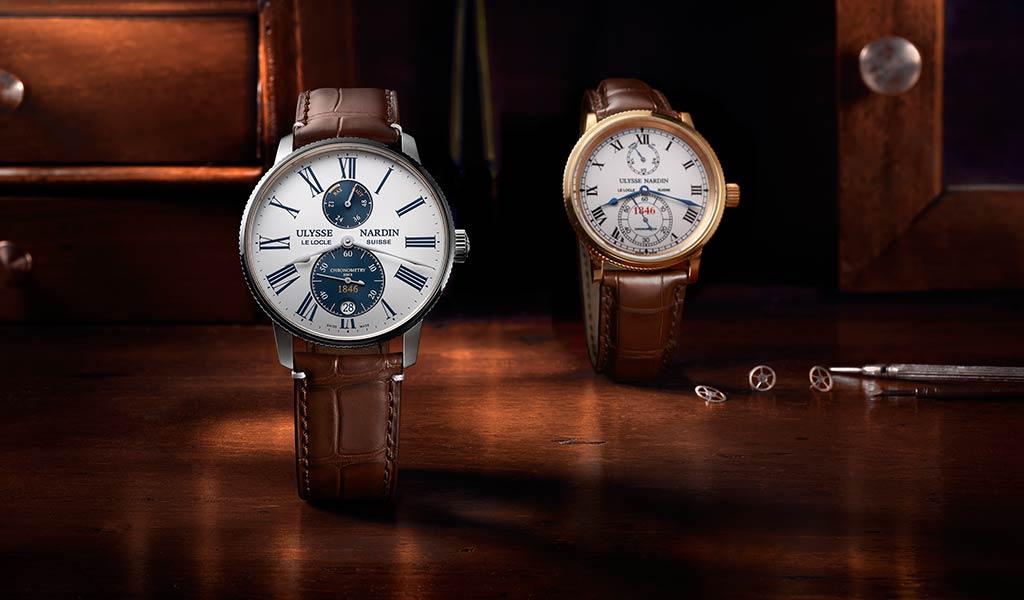 Швейцарские часы Marine Torpilleur Panda