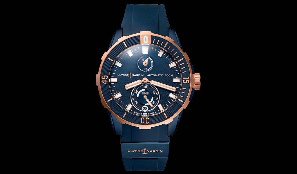 Швейцарский хронометр Ulysse Nardin