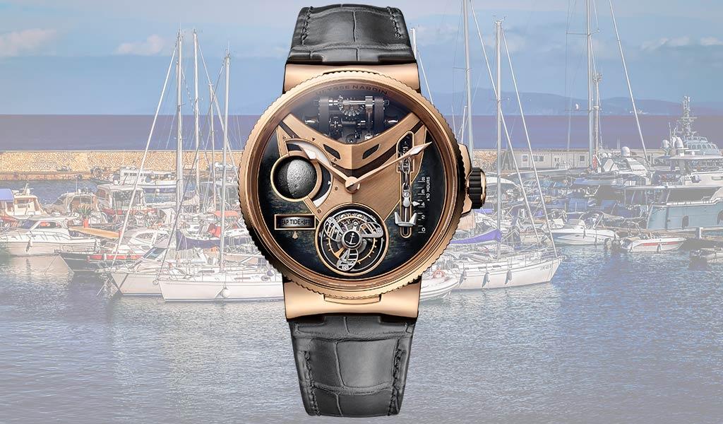 Швейцарские часы Marine Mega Yacht