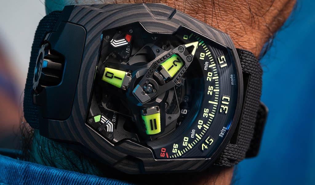 Наручные часы UR-220 SL Asimov
