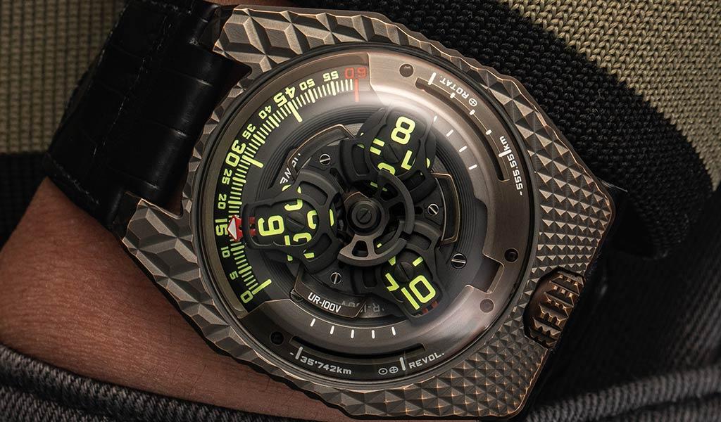 Часы UR-100V «T-Rex»