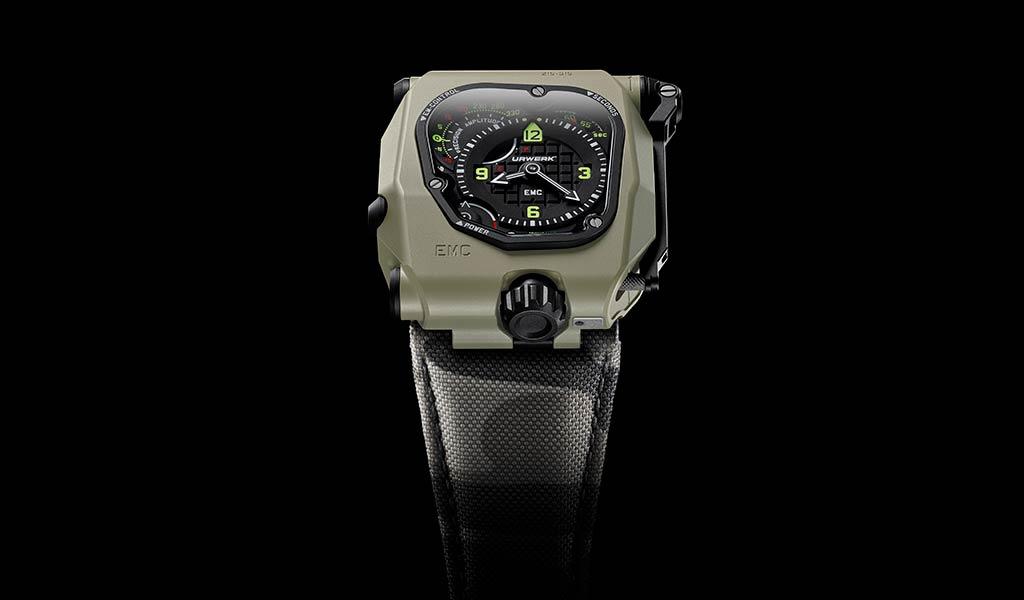 Наручные часы EMC TimeHunter