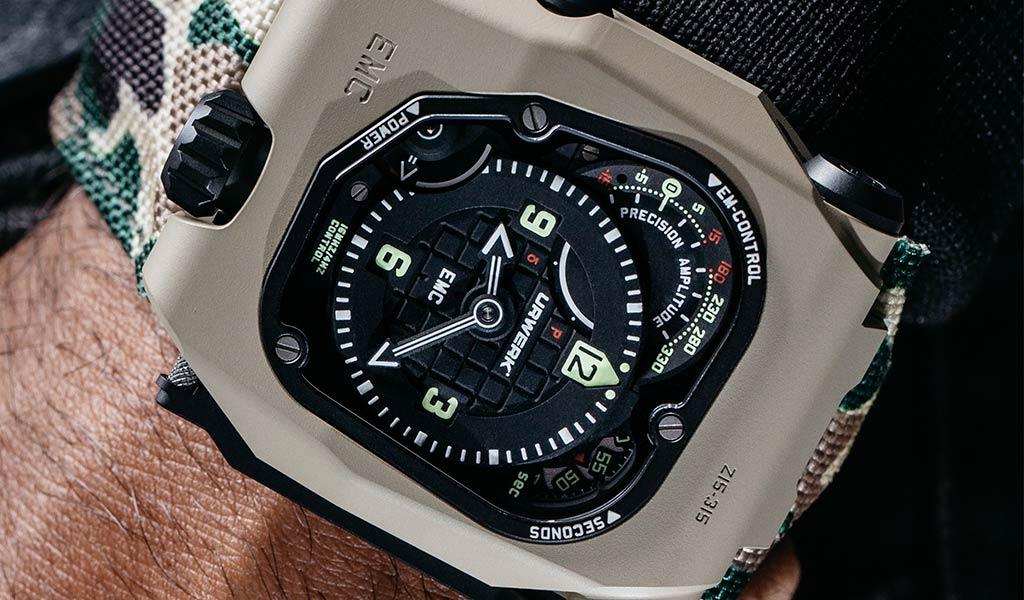 Часы наручные EMC TimeHunter