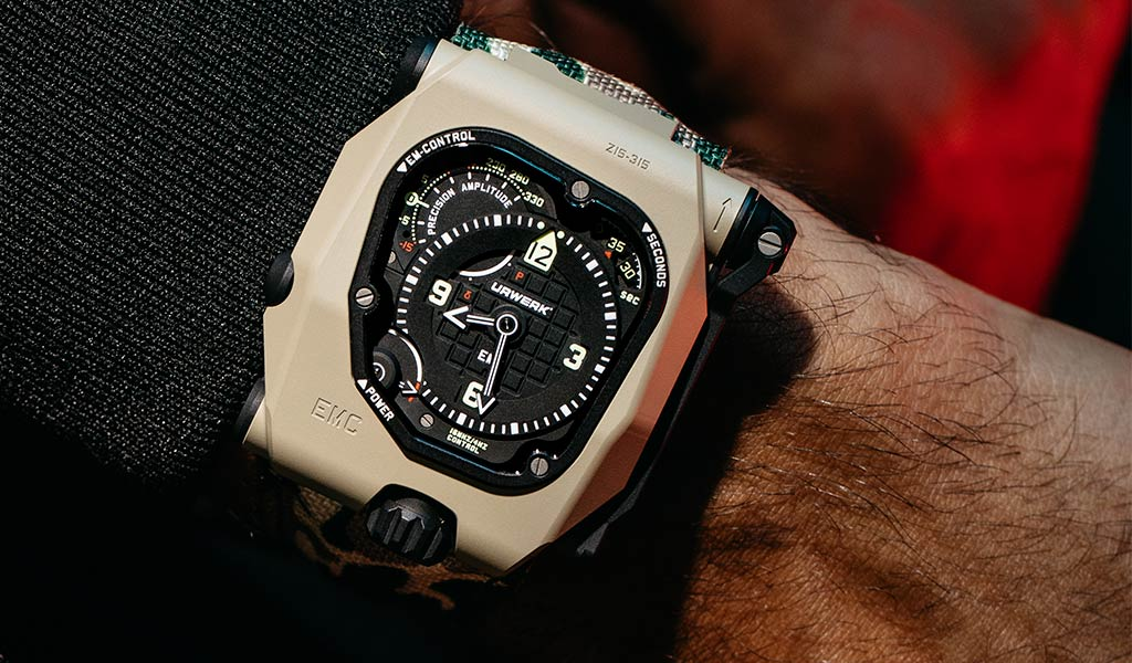 Часы EMC TimeHunter
