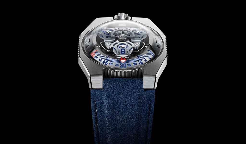 Наручные часы UR-100V Iron