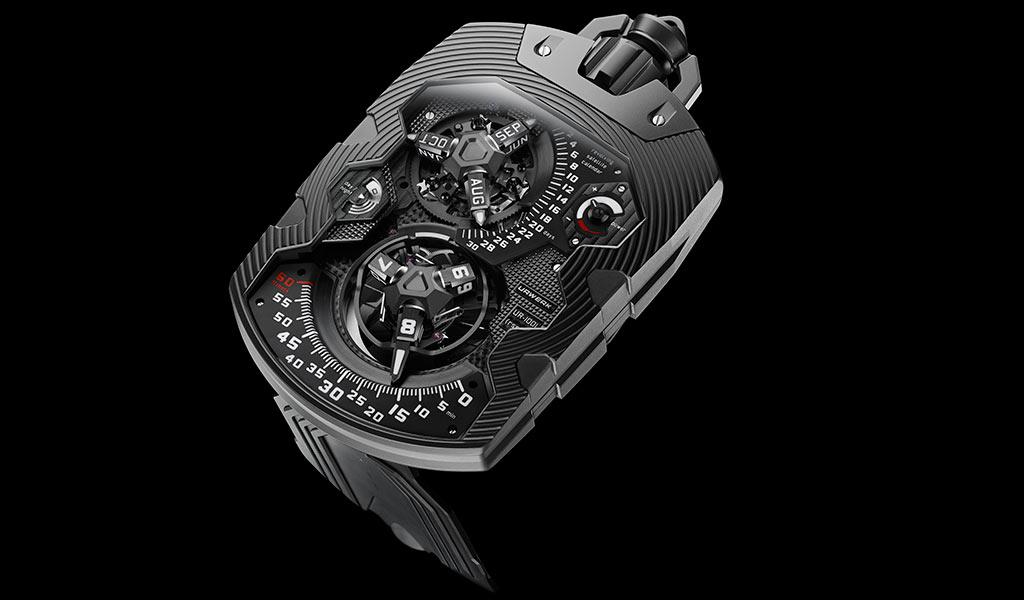 Часы UR-1001 Zeit Device