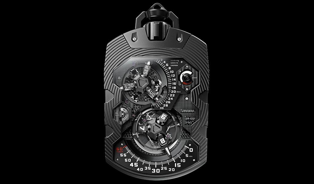 Часы URWERK UR-1001 Zeit Device