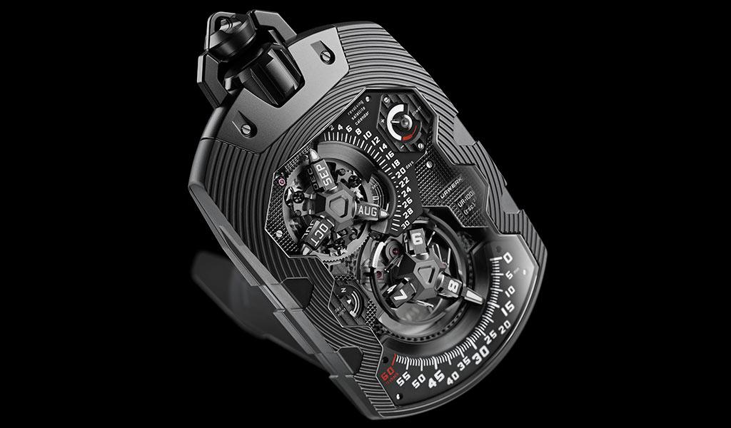 Часы с усложнениями UR-1001 Zeit Device