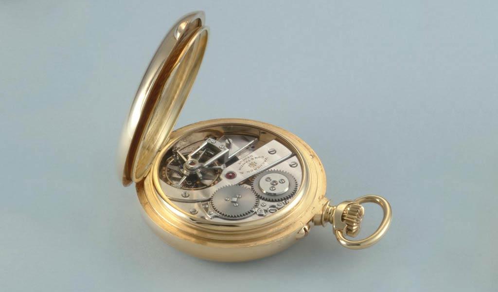 Часы с турбийоном Vacheron Constantin