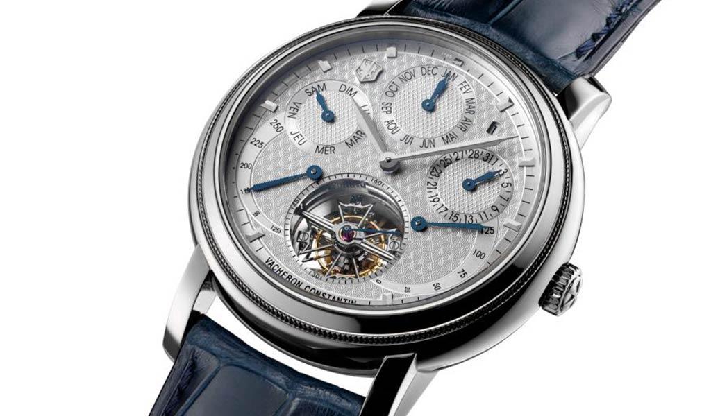Швейцарские наручные часы Vacheron ConstantinТурбийон