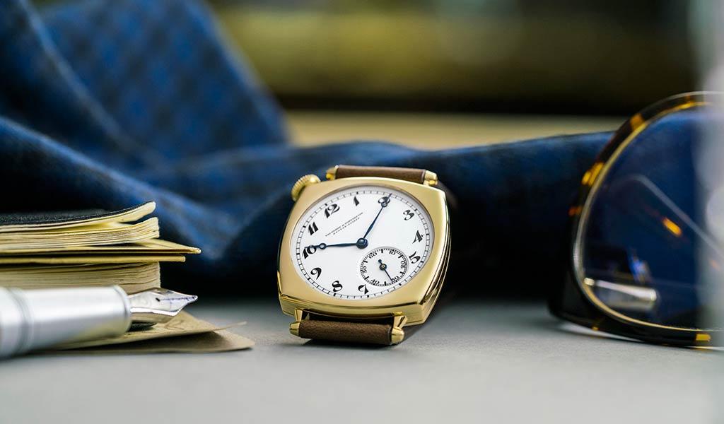 Новые швейцарские часы American 1921 Piece unique