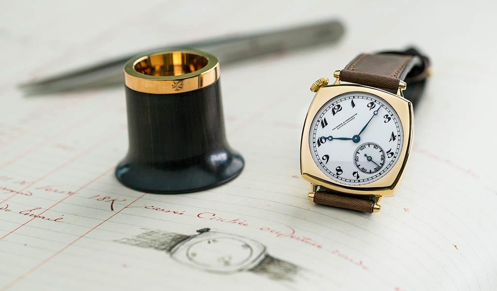 Швейцарские наручные часы American 1921 Piece unique