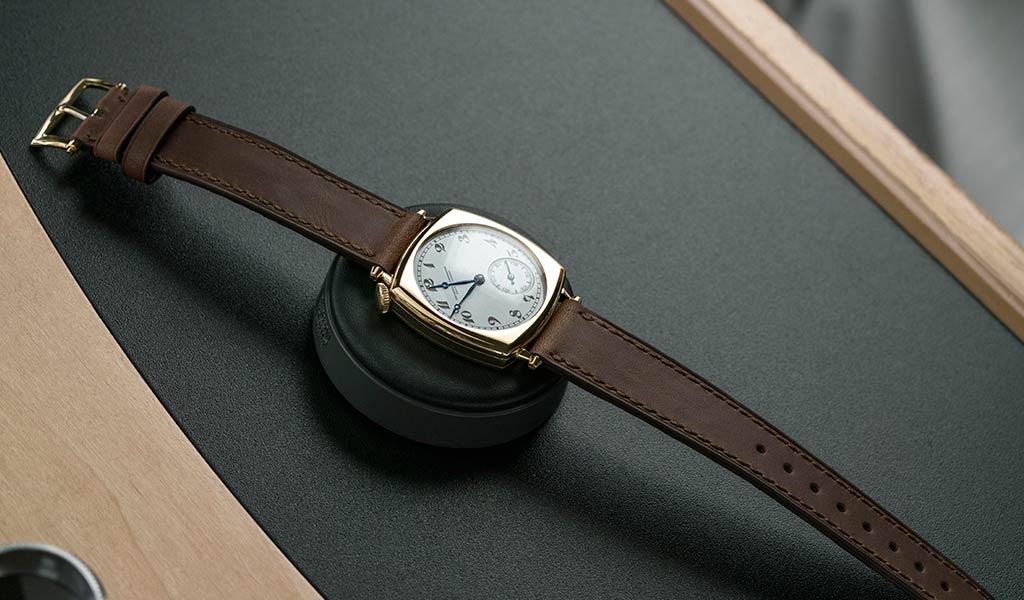 Швейцарские механические часы American 1921 Piece unique