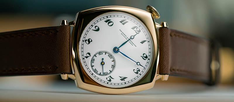 American 1921 Piece unique знаковые часы American 1921: точная копия модели 1921 года