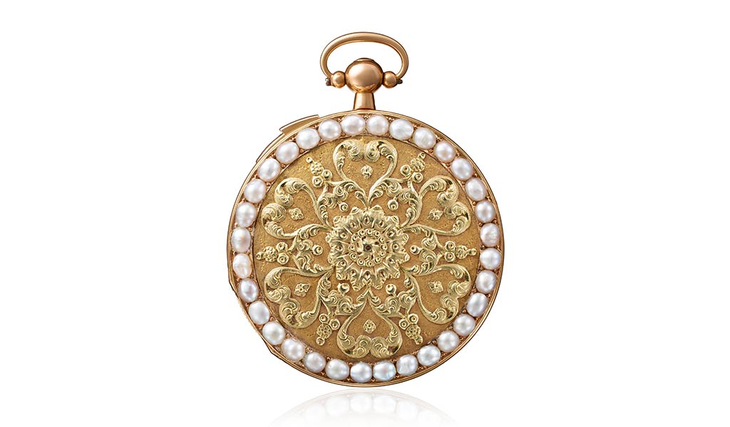 Ювелирные карманные часы Vacheron Constantin