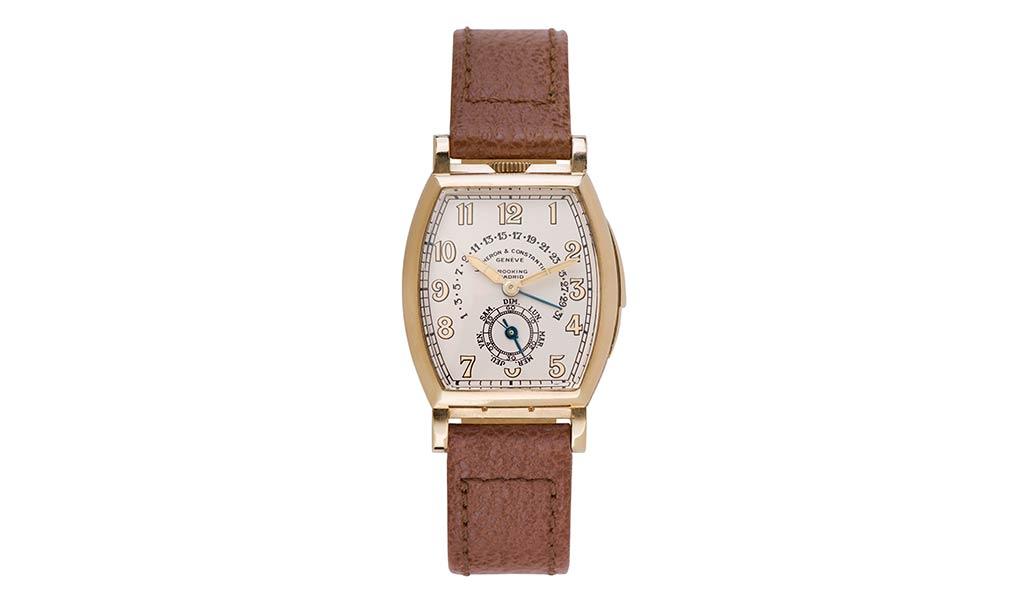 Наручные часы Reference 3620 Don Pancho из желтого золота