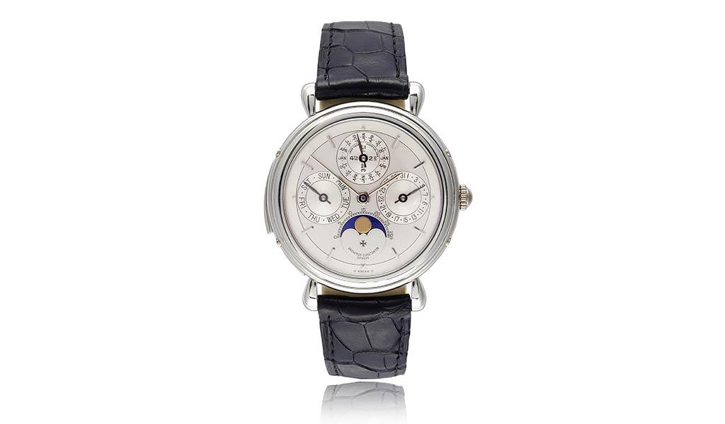 Наручные часы Reference 30020 из платины