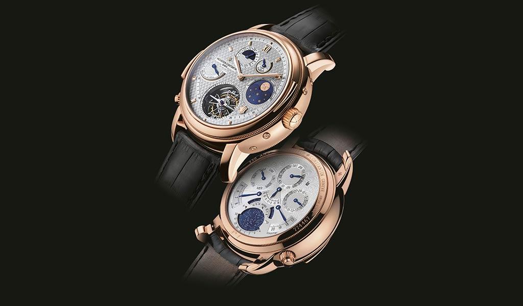 Наручные часы Tour de l'Île из розового золота