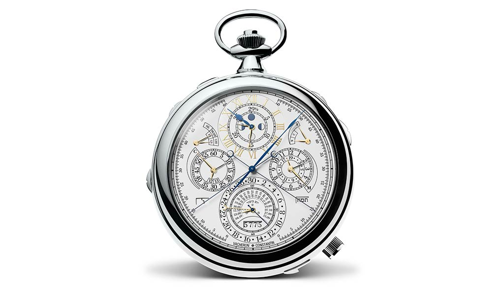 Часы Reference 57260 из белого золота