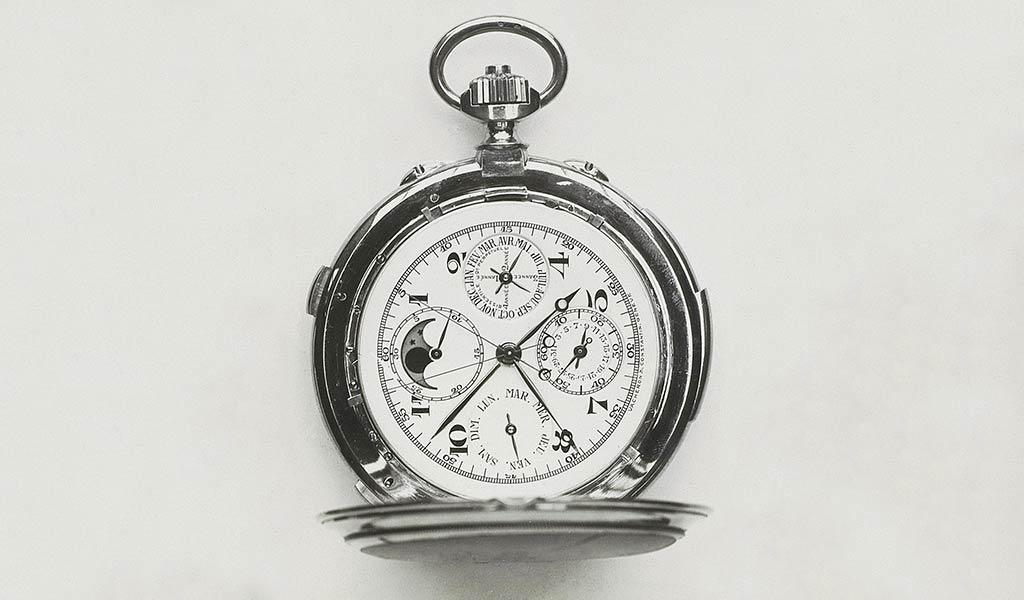 Швейцарские часы с усложнениями Vacheron Constantin