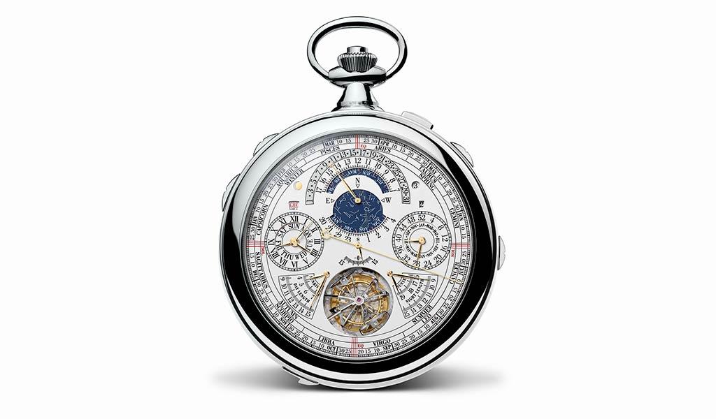 Швейцарские карманные часы Vacheron Constantin