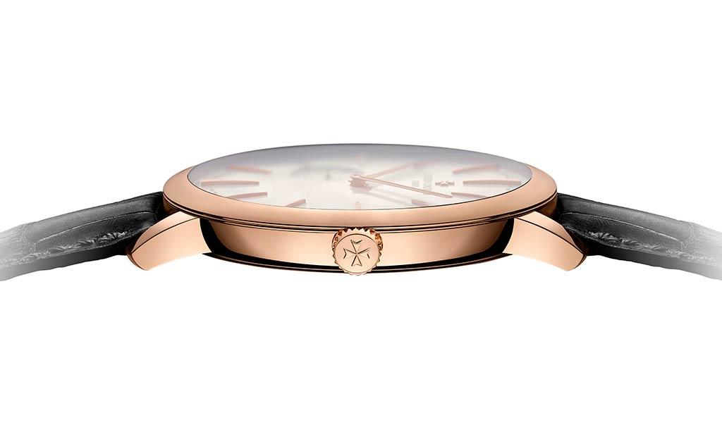 Тонкие швейцарские наручные часы Vacheron Constantin
