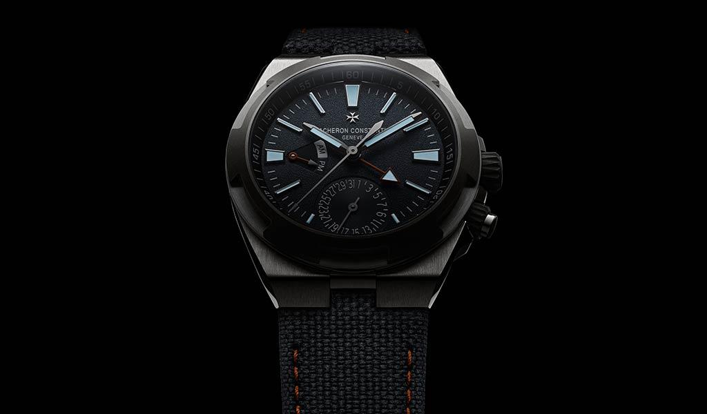 Новые механические часы Overseas Everest