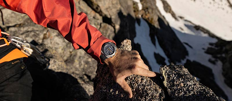 Лимитированная серия Overseas Everest от Vacheron Constantin