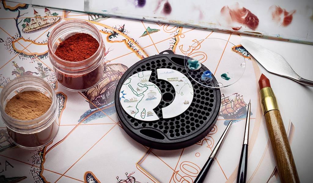 Новые швейцарские часы Métiers d'Art. Великие путешественники