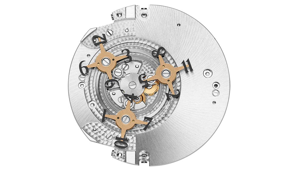 Швейцарский часовой механизм Vacheron Constantin