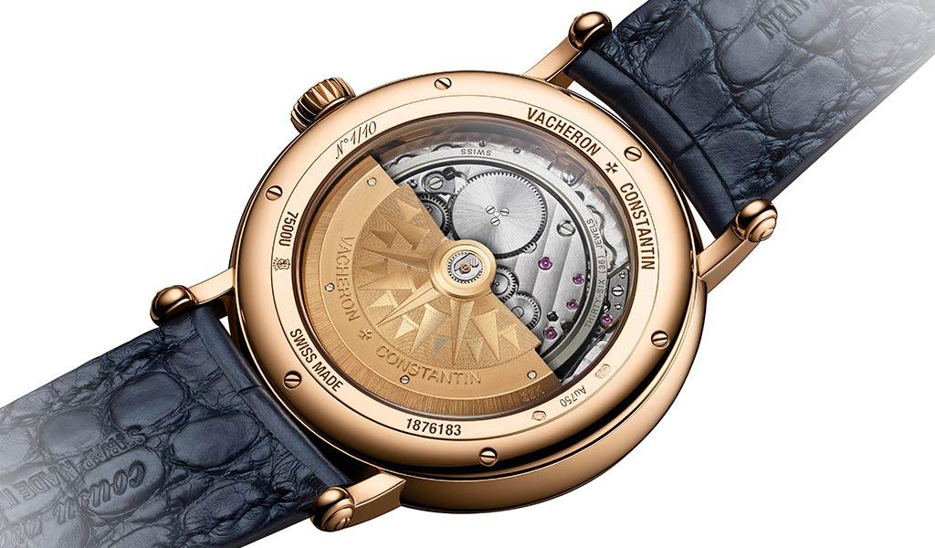 Механические швейцарские часы Métiers d'Art. Великие путешественники