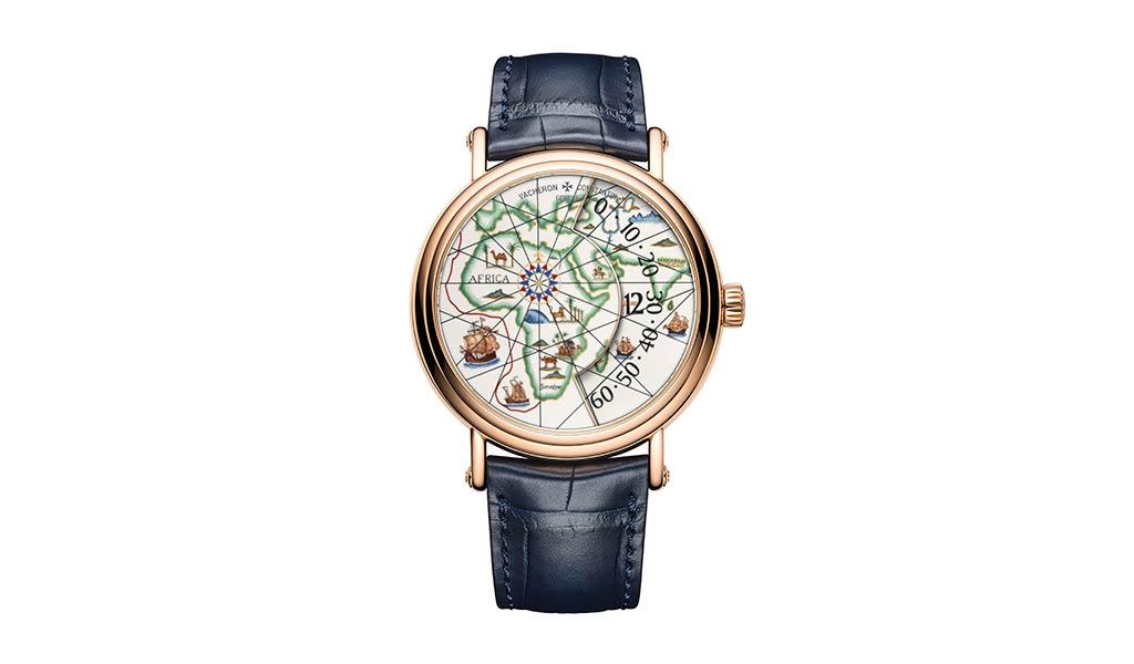Швейцарские часы Métiers d'Art. Великие путешественники Бартоломеу Диаш
