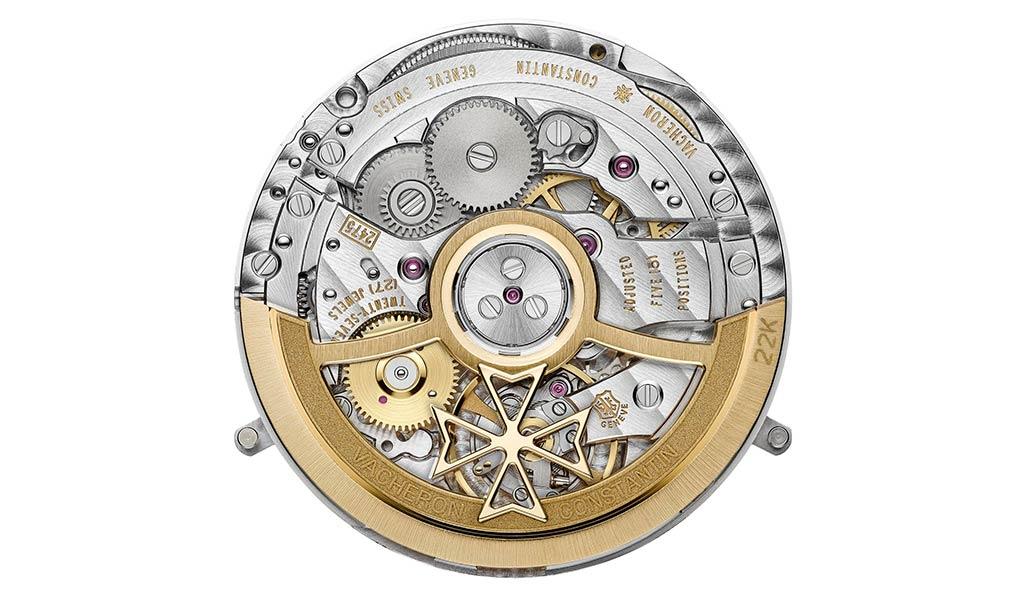 Часовой механизм Vacheron Constantin
