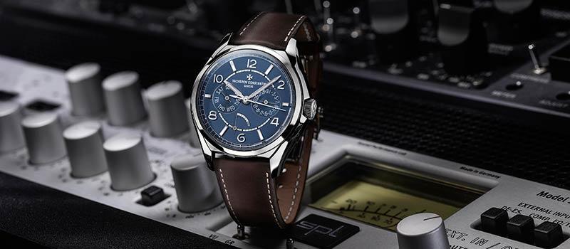 Наручные часы Fiftysix от Vacheron Constantin Эксклюзив на MR PORTER