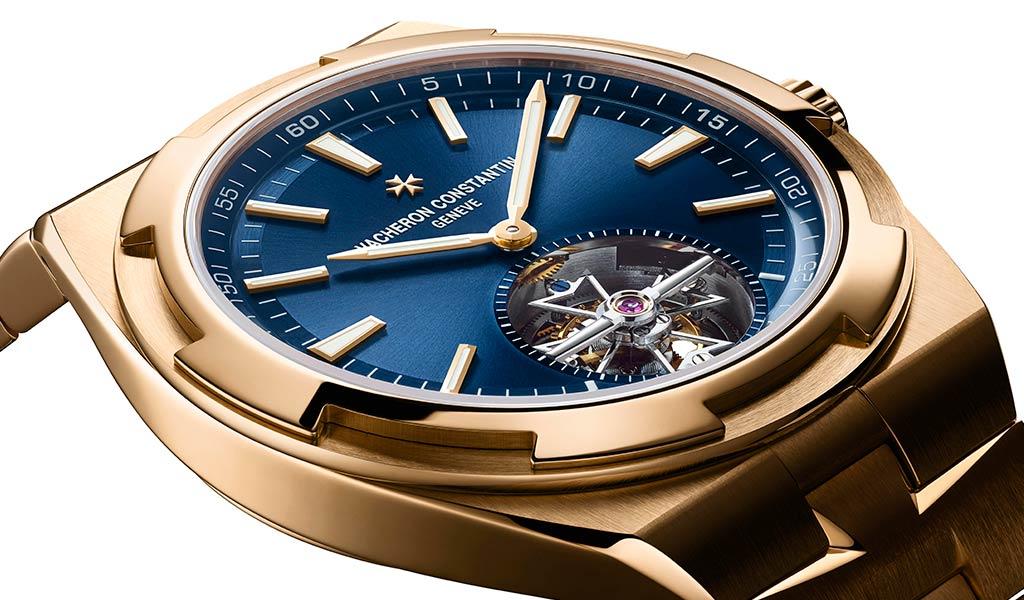 Новые швейцарские часы Vacheron Constantin