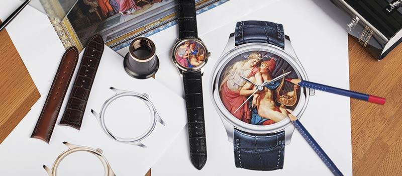 Vacheron Constantin представляет часы Les Cabinotiers «Bid for the Louvre»