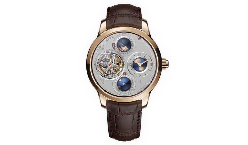 Новые наручные часы Vacheron Constantin