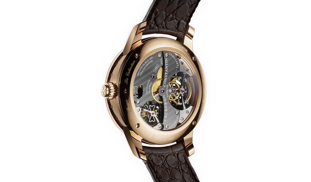 Часы с армиллярным турбийоном Vacheron Constantin