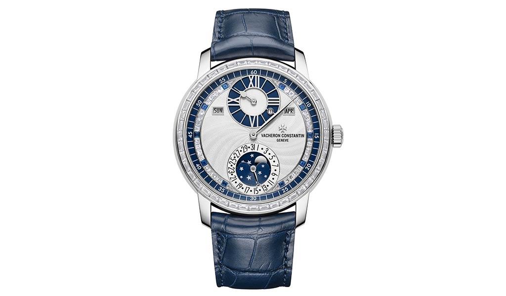 Уникальные швейцарские механические часы Vacheron Constantin