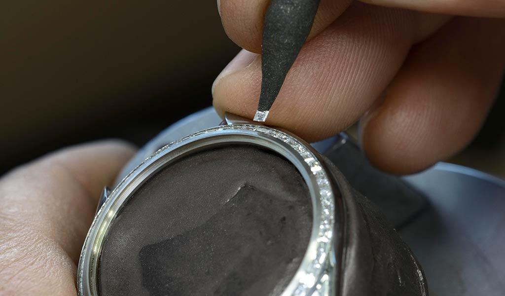 Ювелирные часы Moonlight Jewellery Sapphire