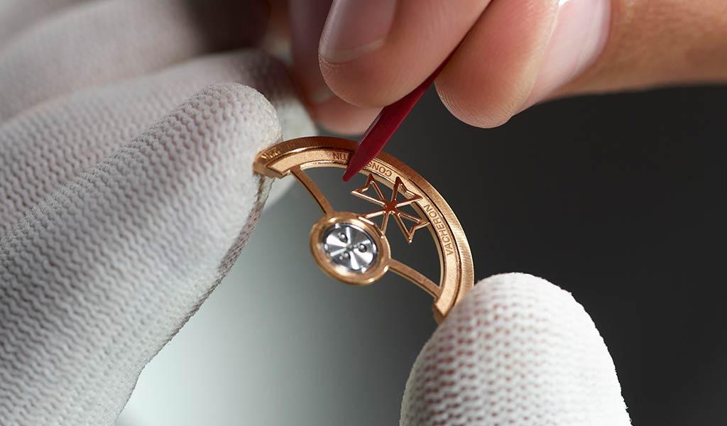 Швейцарские часы Moonlight Jewellery Sapphire