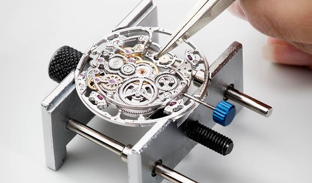 Наручные механические часы Vacheron Constantin