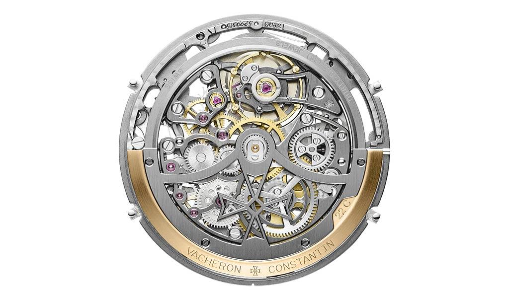 Механизм наручных часов Vacheron Constantin