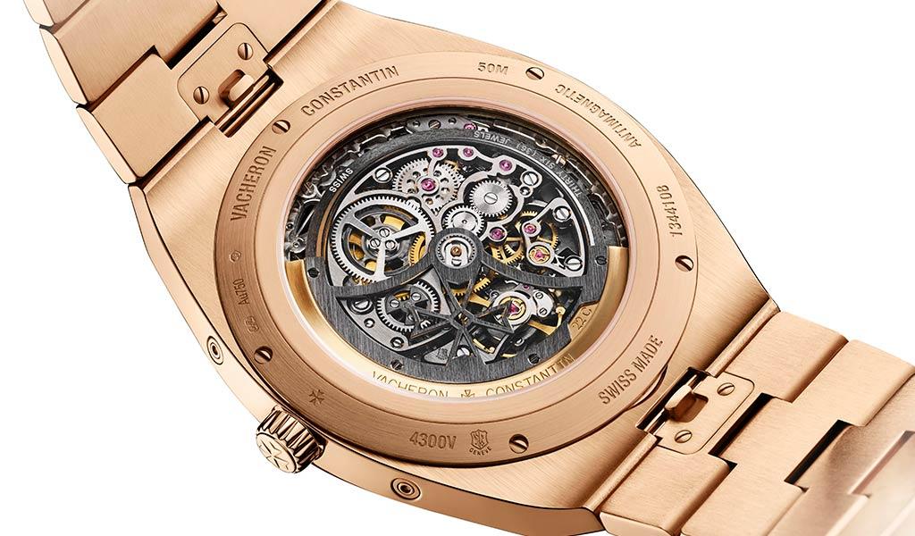 Механические часы Vacheron Constantin