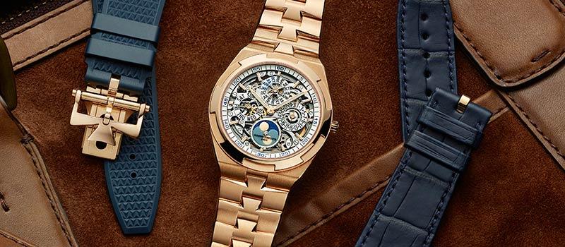 Ультратонкие часы Overseas удостоены приза на конкурсе Grand Prix d'Horlogerie de Geneve 2020 года